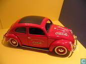 Model cars - Solido - Volkswagen Kever 'Coca-Cola'