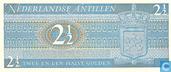 Bankbiljetten - Muntbiljet Nederlandse Antillen - Ned. Antillen 2½ Gulden