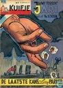 Comic Books - Jari - De laatste kans van larry parker