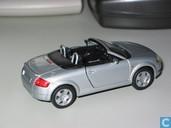 Modelauto's  - Corgi - Audi TT Cabriolet