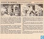 Bandes dessinées - Tom Pouce - Heer Bommel en de waarde-ring
