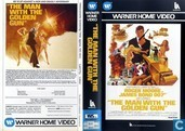 DVD / Video / Blu-ray - VHS video tape - The Man with the Golden Gun