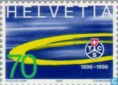 Postage Stamps - Switzerland [CHE] - Touring Club 100 years