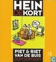 Strips - Piet en Riet van de buis - Dom dom dom