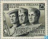 Postage Stamps - Italy [ITA] - Army day