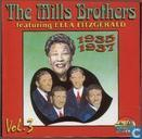 Vinyl records and CDs - Fitzgerald, Ella - The Mills Brothers Vol. 3 featuring Ella Fitzgerald