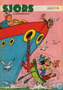 Comic Books - Sjors van de Rebellenclub (magazine) - 1965 nummer  13