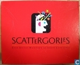 Board games - Scattergories - Scattergories
