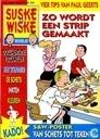 Strips - Biebel - Suske en Wiske weekblad 20