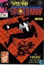 Strips - Spider-Man - Moord op een fotomodel