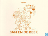 Comic Books - Sam [Deliège] - Sam en de beer