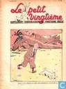 Comic Books - Tintin - Le Petit Vingtieme 25
