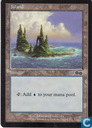 Cartes à collectionner - 1998) Urza's Saga - Island