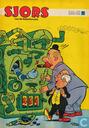Bandes dessinées - Sjors van de Rebellenclub (tijdschrift) - 1965 nummer  21