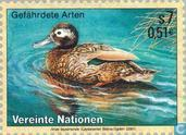 Postage Stamps - United Nations - Vienna - Endangered Animals