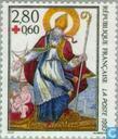 Postage Stamps - France [FRA] - St. Nicholas