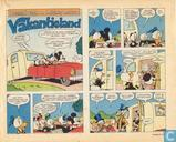 Comic Books - Donald Duck - Vakantieland