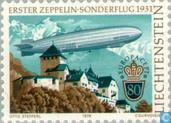 Postzegels - Liechtenstein - Europa – Postgeschiedenis