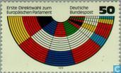 Postage Stamps - Germany, Federal Republic [DEU] - European Parliament Elections