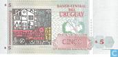 Bankbiljetten - Banco Central del Uruguay - Uruguay 5 Pesos