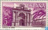 Postage Stamps - Spain [ESP] - Monasteries and abbeys