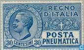 Postzegels - Italië [ITA] - Buizenpost