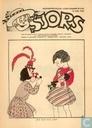 Comics - Sjors [BEL] (Illustrierte) - Sjors 08-16