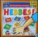 Jeux de société - Hebbes - Hebbes! Het razendsnelle reactiespel