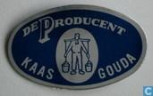 Gouda Cheese Producteur [bleu]