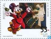 Postzegels - Portugal [PRT] - Disney, Walt