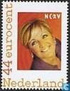 Postage Stamps - Netherlands [NLD] - NCRV - Caroline Tensen
