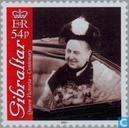 Timbres-poste - Gibraltar - Queen Victoria 100 années