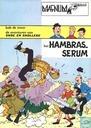 Bandes dessinées - Oncle Zigomar - Het Hambras-serum