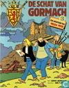 Bandes dessinées - Willem Peper - De schat van Gormach