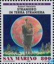 Briefmarken - San Marino - Science Fiction