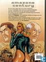 Comic Books - Amazone Century - Land van ruïnes