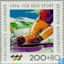 Postzegels - Duitsland, Bondsrepubliek [DEU] - Voor de sport