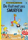 Strips - Johan en Pirrewiet - De fluit met zes smurfen