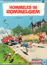 Comics - Gaston - Hommeles in Rommelgem