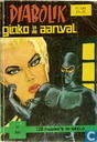 Comic Books - Diabolik - Ginko in de aanval