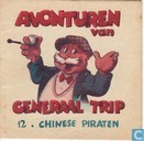 Bandes dessinées - Generaal Trip - Chinese piraten