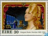 Timbres-poste - Irlande - Burke-Sheridan, Margaret