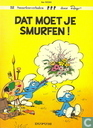 Comic Books - Smurfs, The - Dat moet je smurfen!