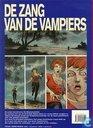 Comic Books - Zang van de vampiers, De - Invloeden