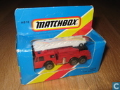 Modellautos - Matchbox - Fire Engine