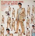Disques vinyl et CD - Presley, Elvis - 50,000,000 Elvis fans can't be wrong