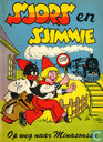 Bandes dessinées - Jojo et Jimmy - Op weg naar Minasoussa