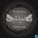 Disques vinyl et CD - Angeli di Pietra - The Almighty Myspace EP
