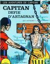 Strips - Dappere musketier, Een - Capitan defie d'Artagnan