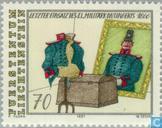 Timbres-poste - Liechtenstein - Soldats du Régiment